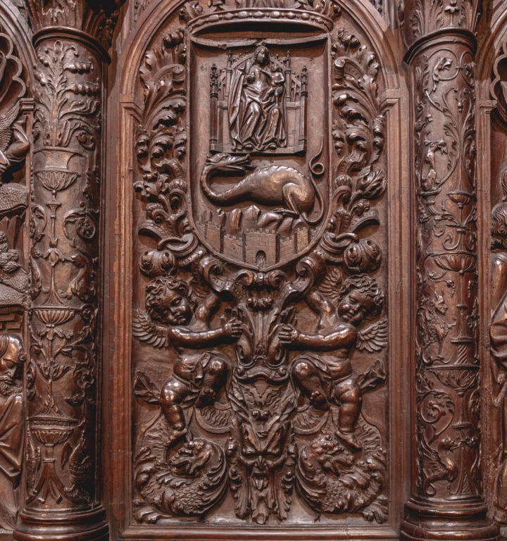 Coro-CatedralJaen-15