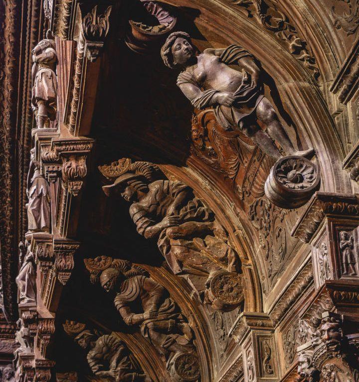 Coro-CatedralJaen-16
